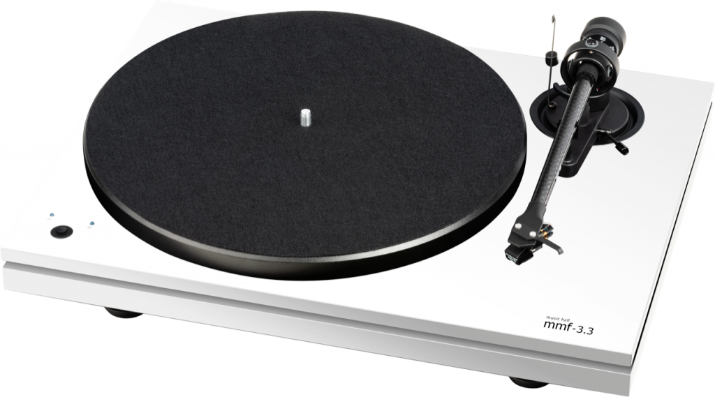 Brand new turntable from Music Hall MMF 3.3