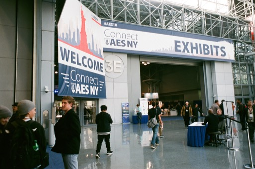 2018 AES Convention