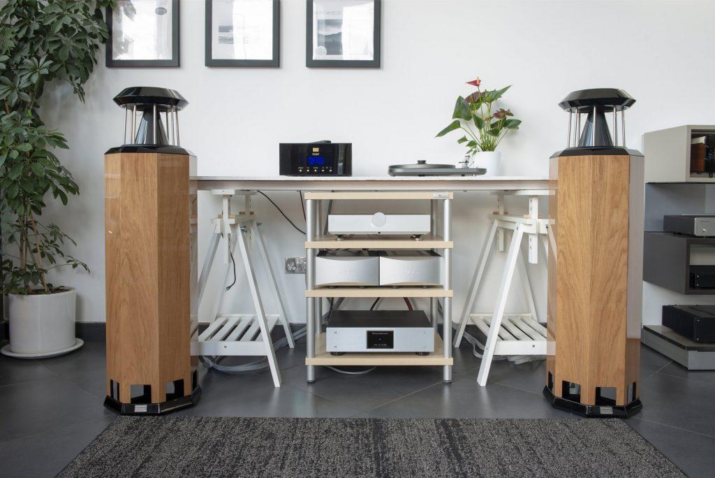 German Physiks HRS-130 Loudspeakers