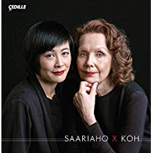 Notes of an Amateur: Saariaho, Dusapin, Sierra, Finckel and Wu Han