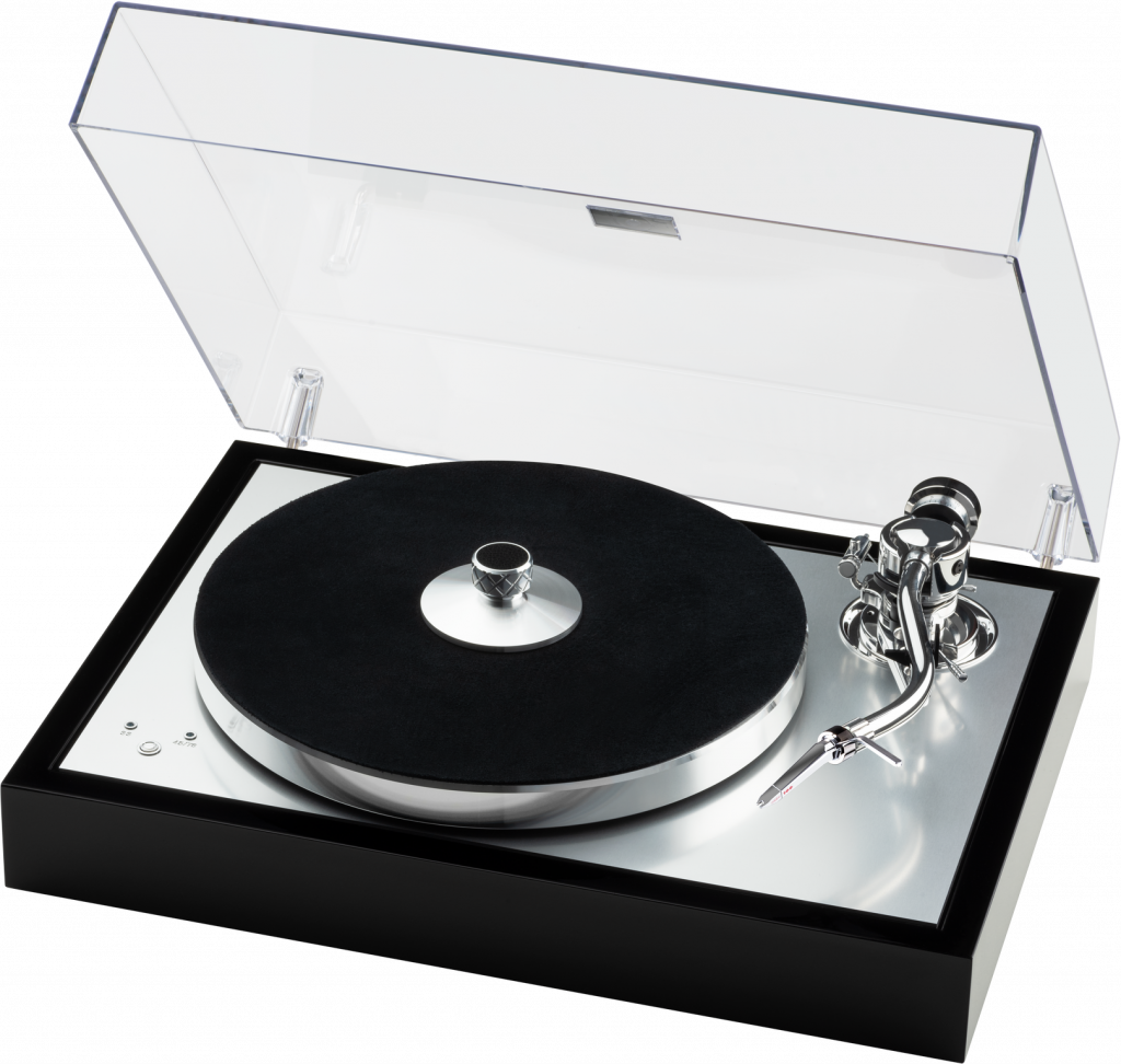 Pro-Ject presents the   Ortofon Century Anniversary-Turntable
