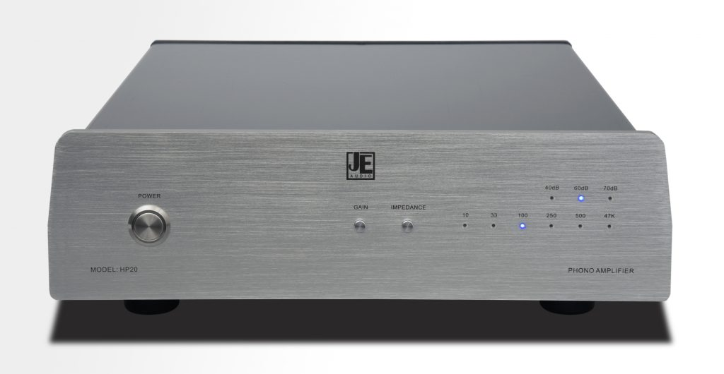 The New Apartment Lounge: It's an Analogue World Part 2 - JE Audio's Delightful HP20 Phono Amplifier