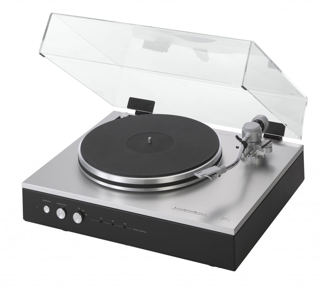 Luxman releases the new PD-151 Turntable