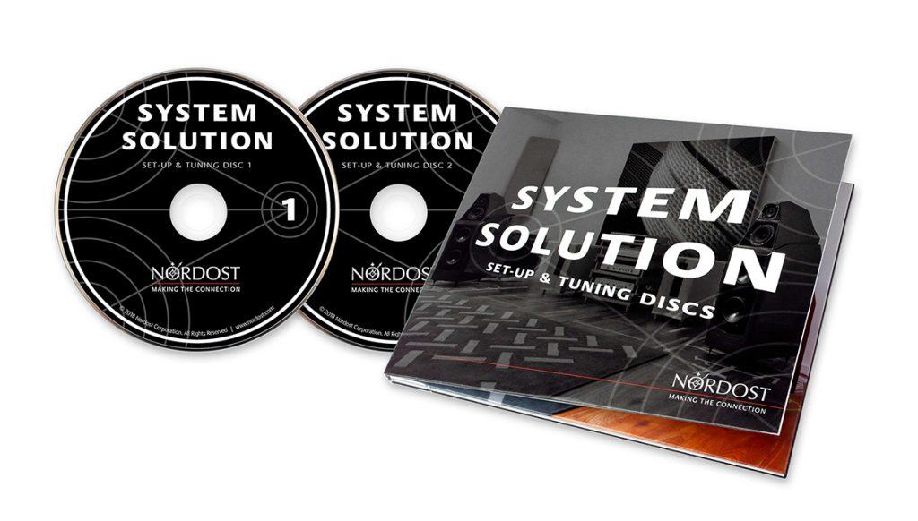 Nordost's System Solution Set-Up & Test Discs