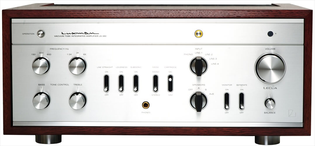 Luxman LX-380 IntegratedLuxman LX-380 Integrated - A Second Take