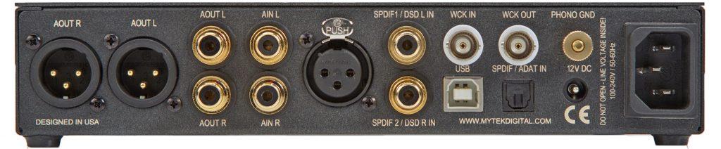 Mytek Brooklyn DAC+ and Brooklyn Amplifier