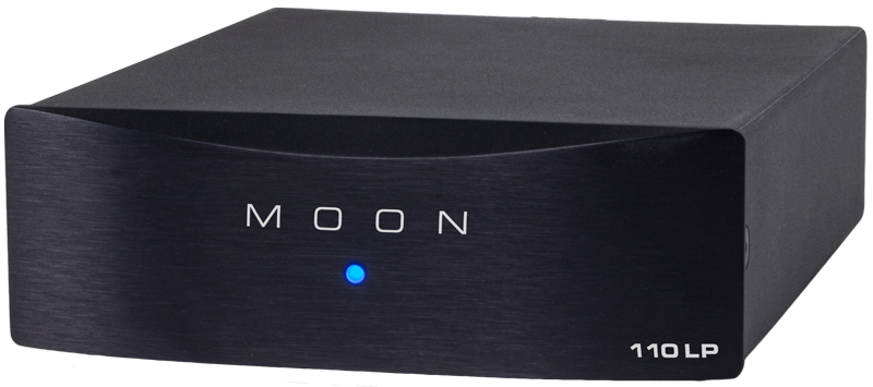 MOON 110 LP v2 preamplifier