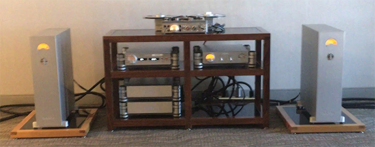 Nagra HD DAC X in Action at RMAF