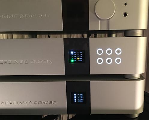 Merging NADAC Player Clock and Power at RMAF