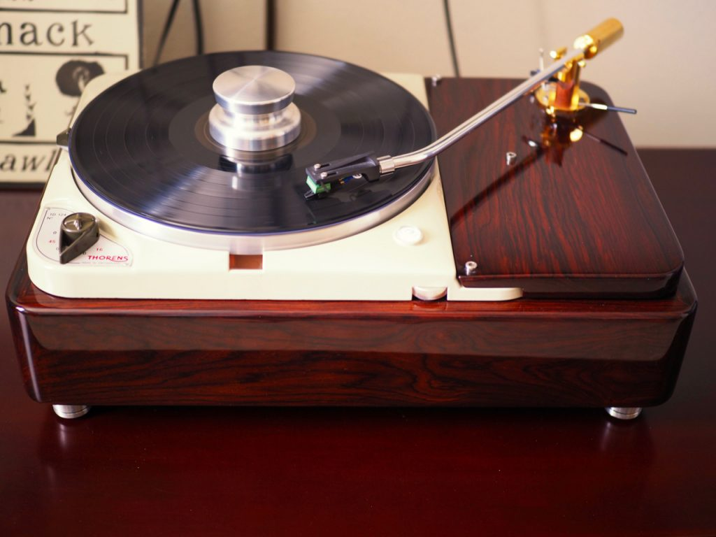 Three Simple and Cost Effective Hot-Rod Mods for the Classic Thorens TD-124 Turntable!
