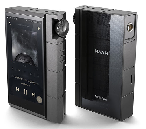 Astell&Kern Launches 2nd Generation KANN High Resolution Audio Player – KANN CUBE