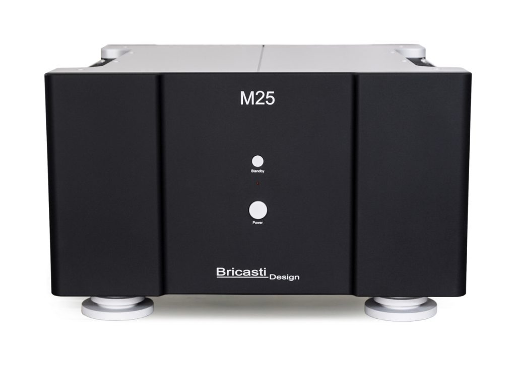 Bricasti Design M25 Stereo Power Amplifier