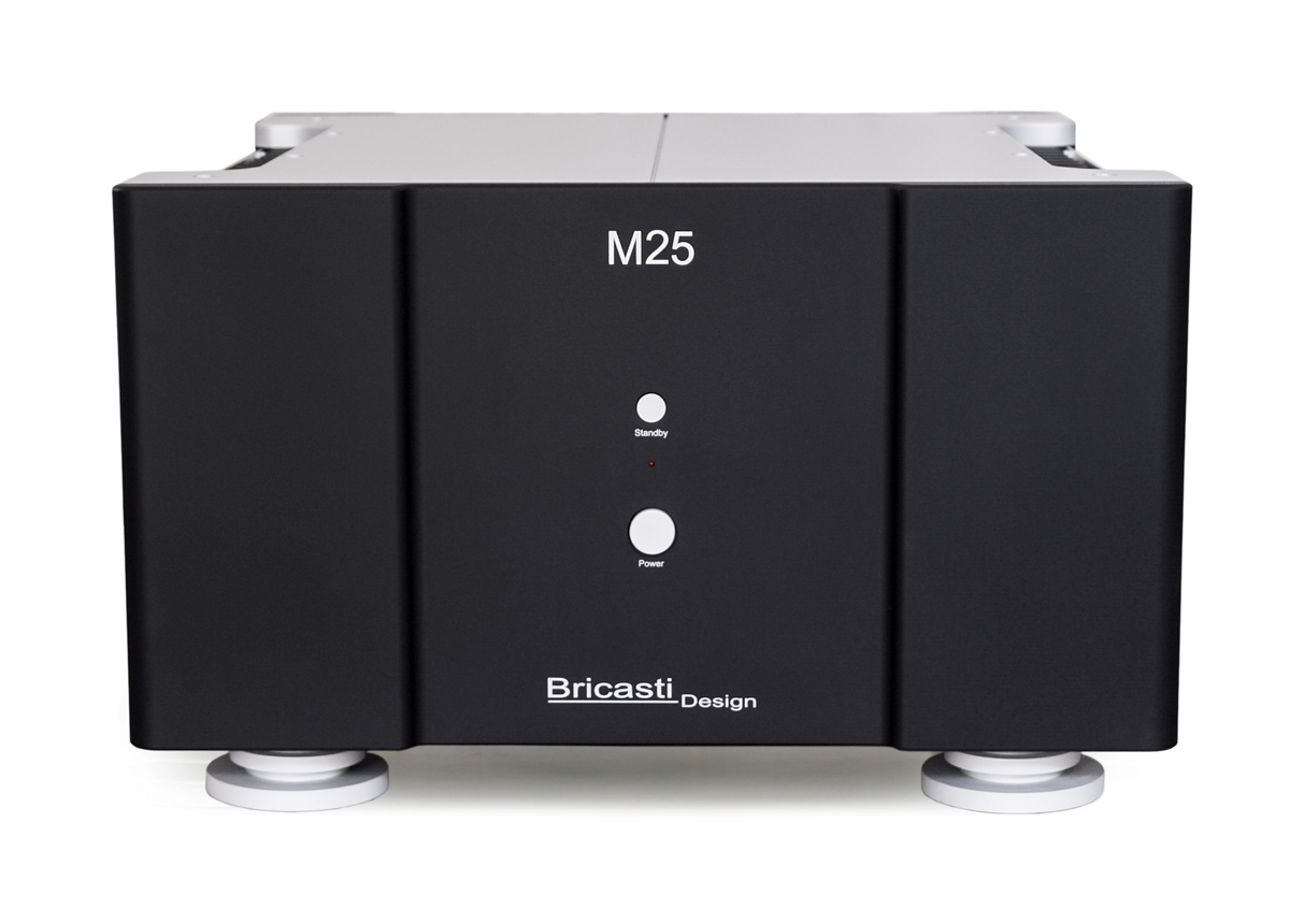 bricasti design m25 power amplifier positive feedback. Black Bedroom Furniture Sets. Home Design Ideas