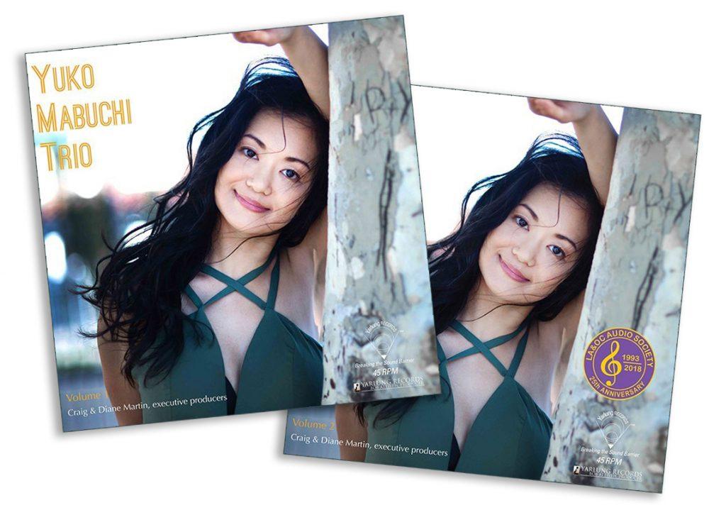 Yuko Mabuchi Trio (Live) Vol. 1 and 2 - Instant Classics!