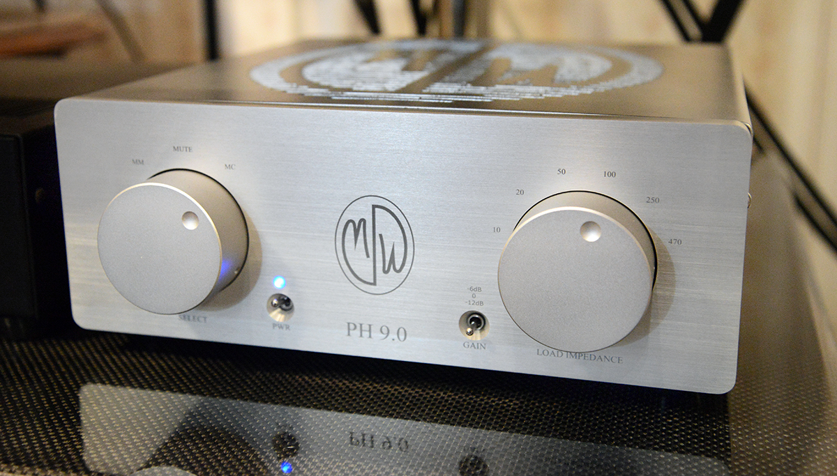 ModWright Instruments PH 9.0 Phono Stage