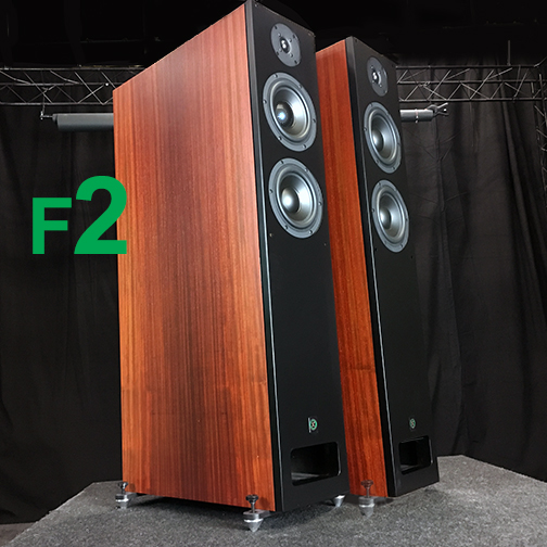studio electric f2