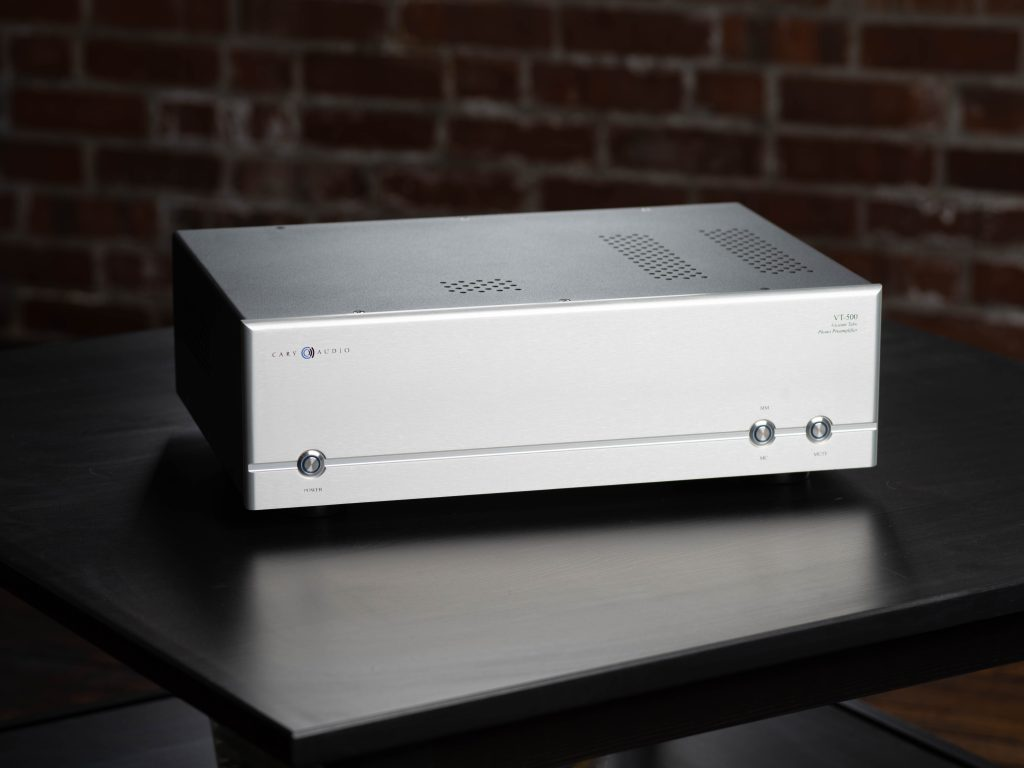 Cary Audio VT-500 Phono Preamplifier