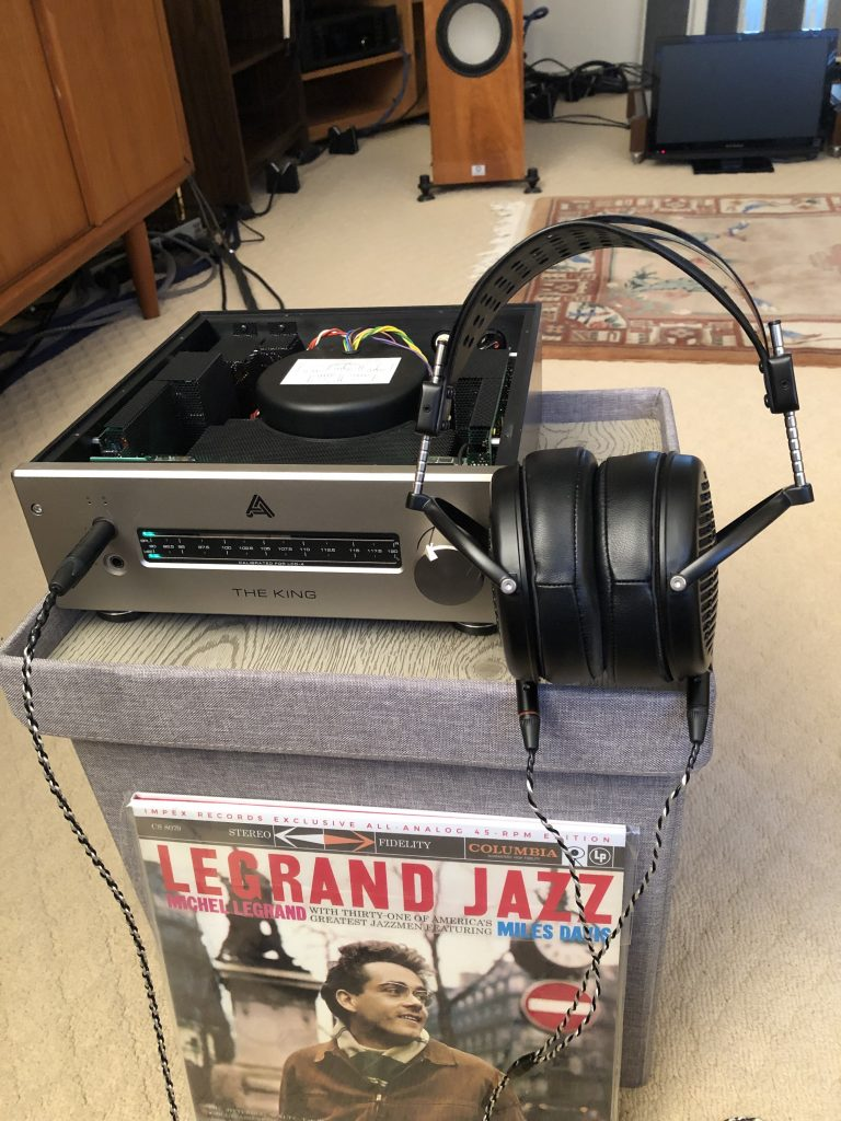 The Zenith of Headphone Planar Technology and Headamp Design from Audeze:  World Premiere Reviews of LCD24 Headphones and King 2 Amplifier
