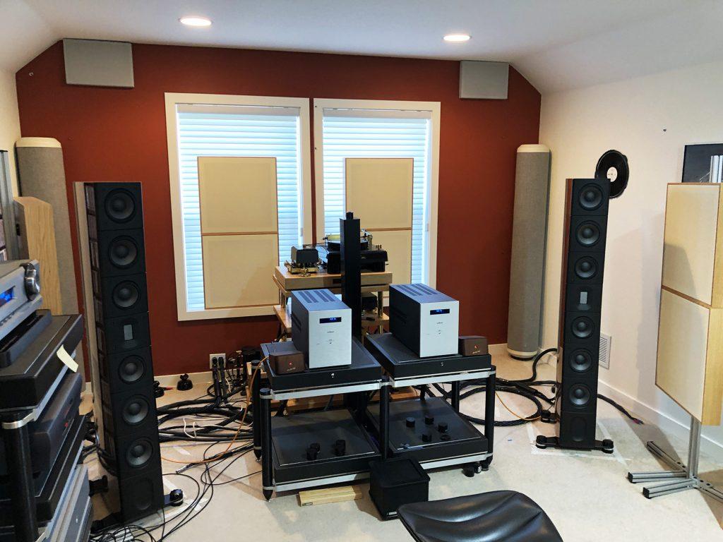 500 Watt Output 4400a Linear Amplifier For 600 Meters