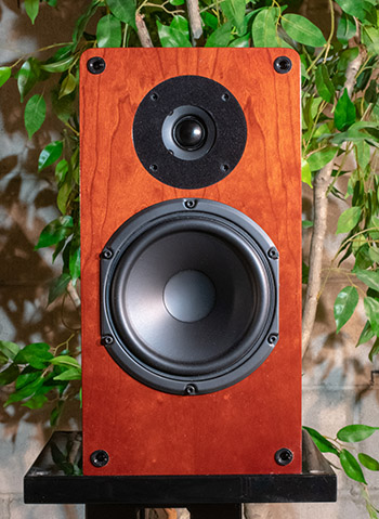 Nola Boxer S3 Bookshelf Loudspeakers - Positive Feedback