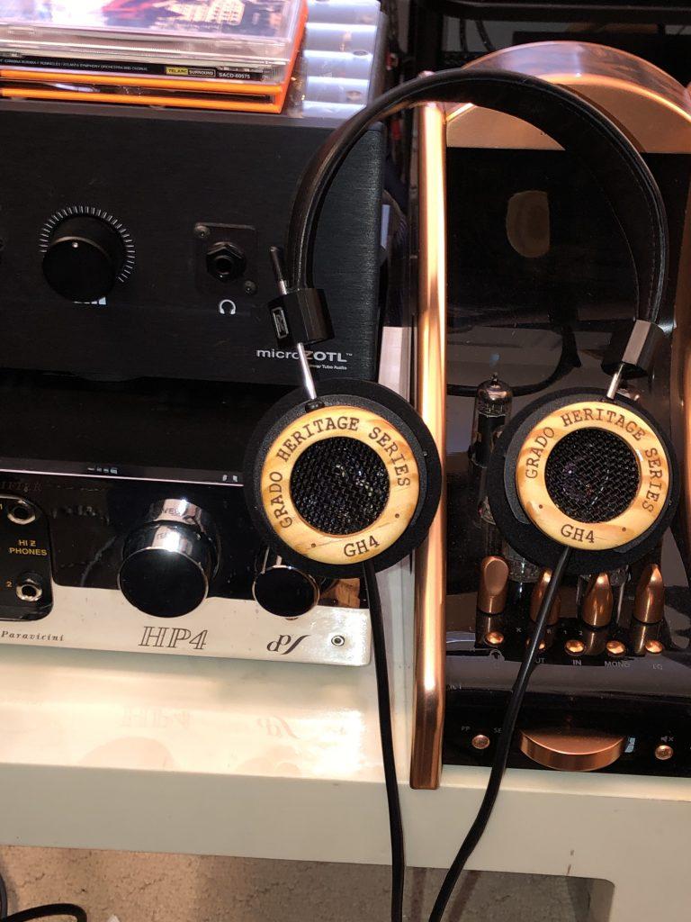 Grado Labs GH4 Limited Edition Headphones