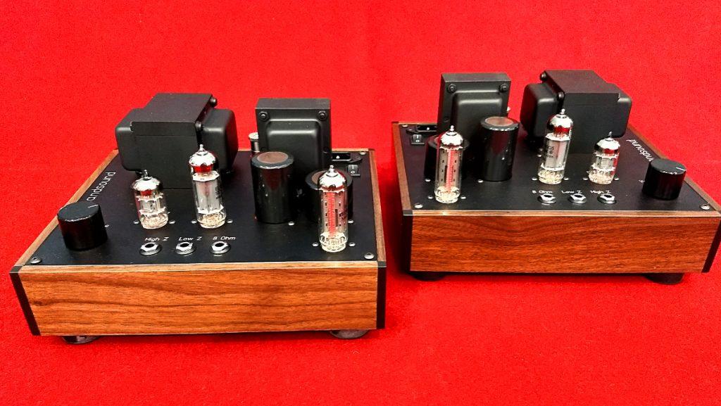 ampsandsound Leeloo Mono Tube Amplifiers