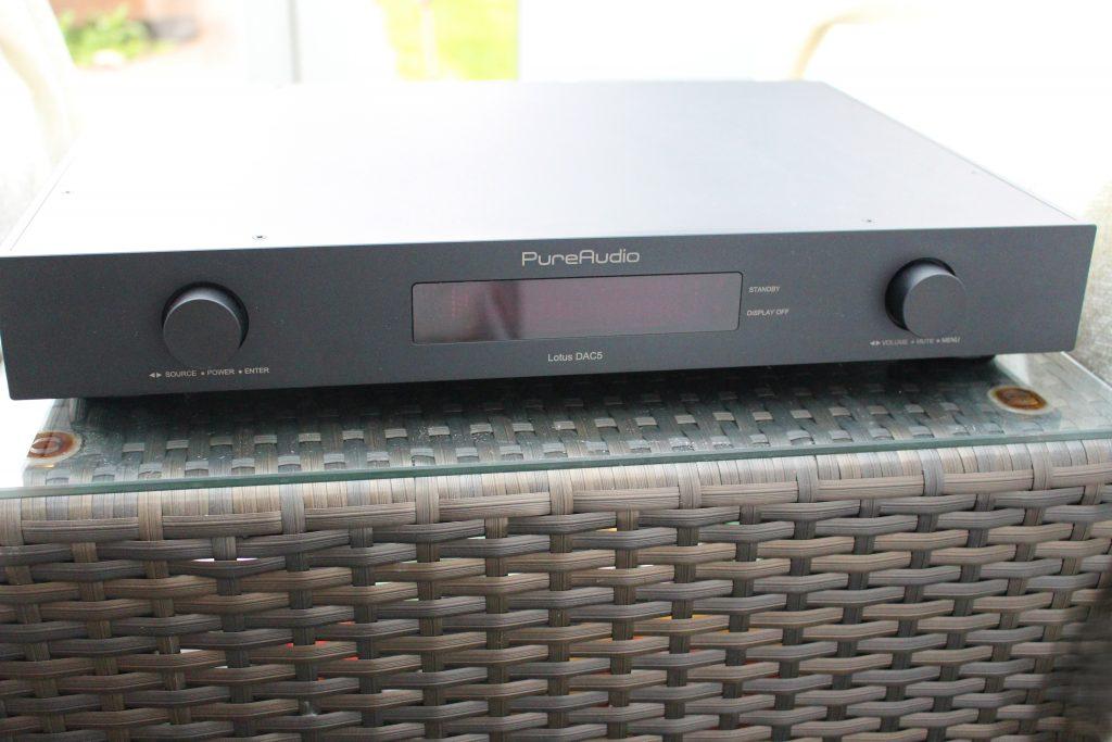 Pure Audio Lotus DAC5