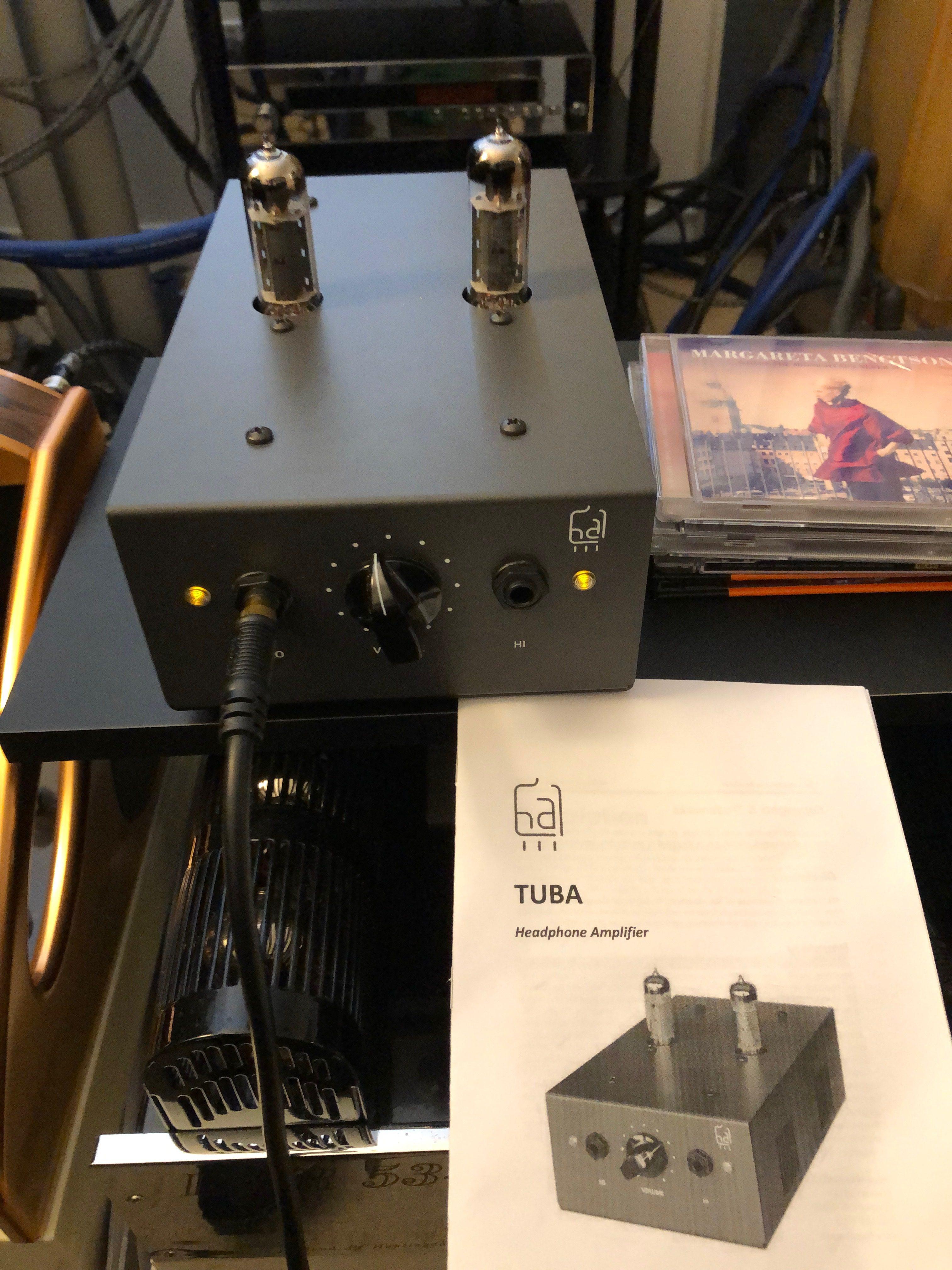 Hagerman Audio Labs Tuba - Positive Feedback
