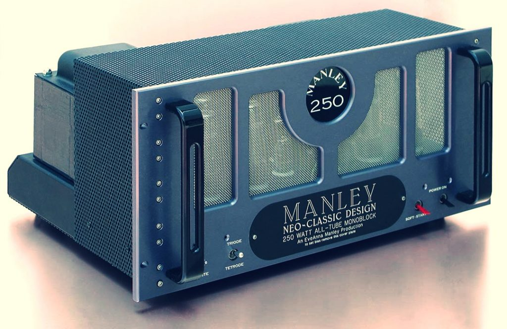 The Power of Tubes: Manley Neo-Classic 250W Monoblocks